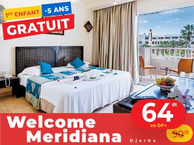 Welcome-Meridiana