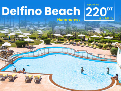 Delfino-Beach