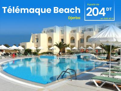 Télémaque-Beach-Djerba