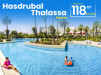 Hasdrubal-Thalassa-Sousse